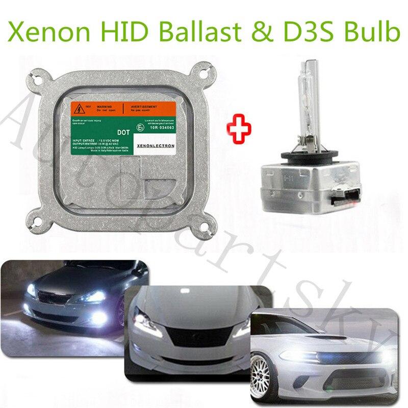 2009-2014 ford f150 xenon headlight hid bulb D3S