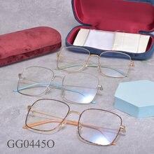 Итальянская Роскошная брендовая оптическая оправа для очков