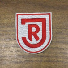 Embroidery patch personalized custom suit logo