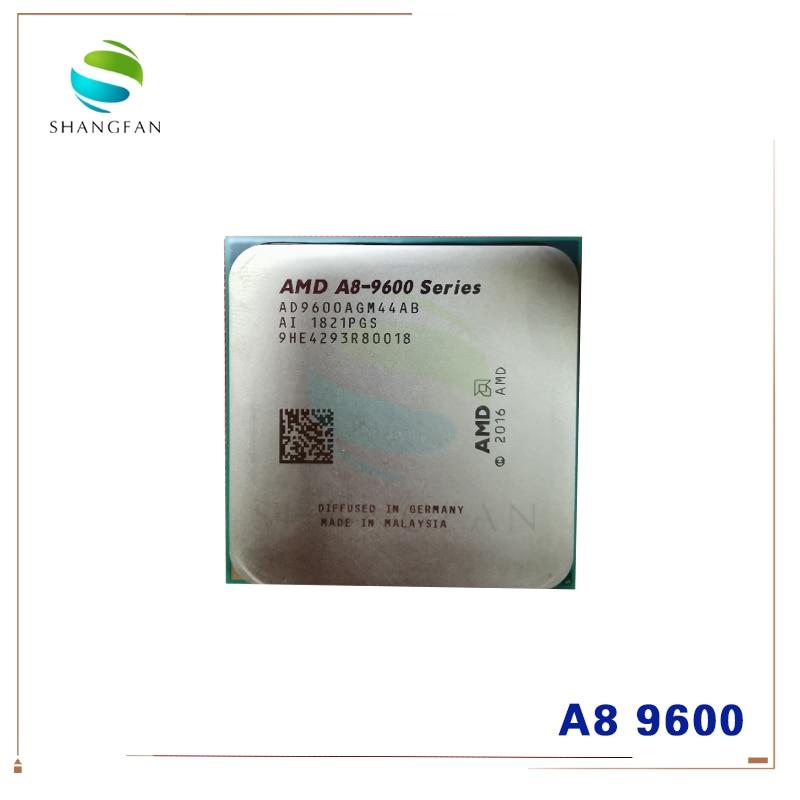 AMD A12-9800 3.8GHz 4-Core 8-GPU 2M Socket AM4 65W CPU Processor