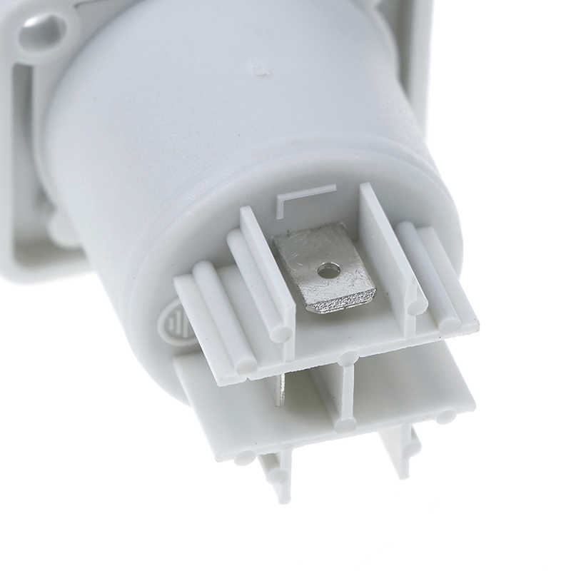 20A/250V NAC3FCA 3 ピンメスパネル PowerCon ソケットオーディオコネクタソケット