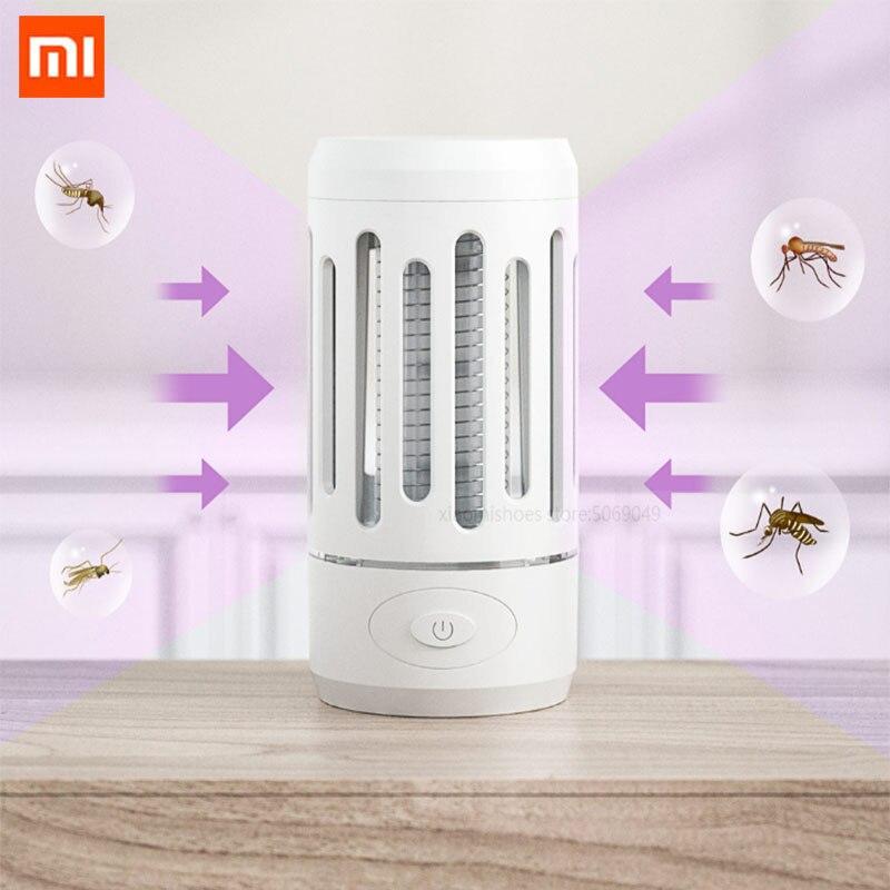 Xiaomi Mijia Cokit UV Mosquito Killer Lamp Flashligh IPX4 Waterproof Electric LED Rechargable Photocatalyst Mosquito Killer Lamp Smart Remote Control  - AliExpress