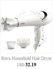 do cabelo fluffy ferramenta 5 terno ajustável