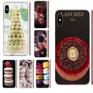 Phone Soft Shell Paris Laduree Macaron For HTC U11 Life Capa U11 Plus U 11 U12 Life