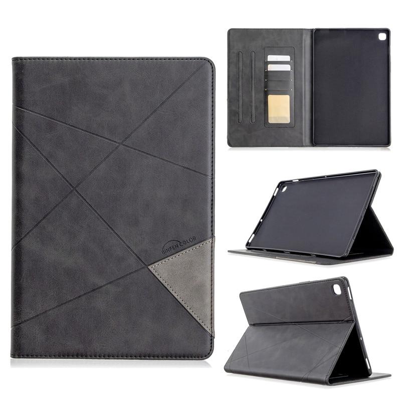 Case For Samsung Galaxy Tab S5E 10.5 2019 SM-T720 SM-T725 Flip PU Leather Full Smart Cover Stand Funda Tab S5E 10.5'' 2019 Coque-3