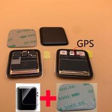 Für Apple Uhr Serie 1 2 3 LCD Display Touchscreen Digitizer 38mm 42mm Pantalla Ersatz Uhr Serie 4 serie 5 SE