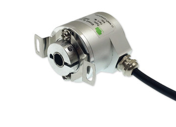 ZKP3808 1024 Pulse Line of 8mm Hollow Anti-jamming Hollow Hollow Hole Hollow Hole Hole Rotary Encoder фото