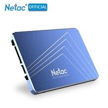 Оригинальный жесткий диск Netac 1 ТБ SSD 128 ГБ 256 ГБ 512 ГБ SATA III Внутренний твердотельный накопитель 1 ТБ 720 Гб SSD диск для настольного компьютера ноутбука