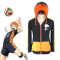 Anime Haikyuu Cosplay hinata Shoyo Cosplay Costumes Uniform Outfit Anime Cosplay Costumes Halloween Carnival Cosplay Costumes