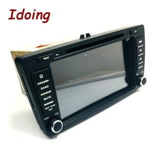 Image 4 - 안드로이드 10 4G + 64G 8 코어 2Din 스티어링 휠 Skoda Octavia 2 차량용 멀티미디어 DVD 플레이어 1080P HDP GPS + Glonass 2 Din