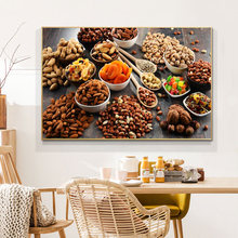 Тема для кухни холст искусство картины комнаты хлеб молоко плакаты