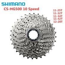 Shimano Tiagra M6000 CS HG500 M4100 HG50 5700 10 Speed Mountain Road Bike Cassette Flywheel 11 25T 12 28T 11 32T 11 34T 11 42T