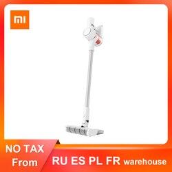 Xiaomi mi mijia handheld aspirador de pó k10 lcd casa carro doméstico sem fio varrendo ciclone sucção multifuncional escova