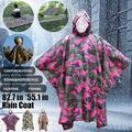 Imperméable Camouflage imperméables escalade montagnes et équitation imperméables sur pied camouflage imperméables