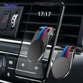 M эффективный Автомобильный держатель для телефона наклейка для BMW E30 E36 E39 E46 E53 E60 E64 E70 E83 E85 E87 E90 E92 E71 F10 F30 F20 F01 F02