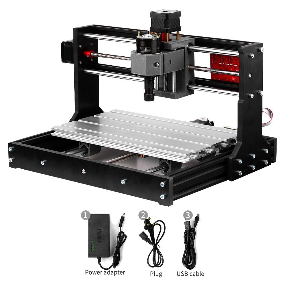Laser Engraver/CNC Laser Cutter/Laser Engraving Machine/3 Axis PCB Milling Machine