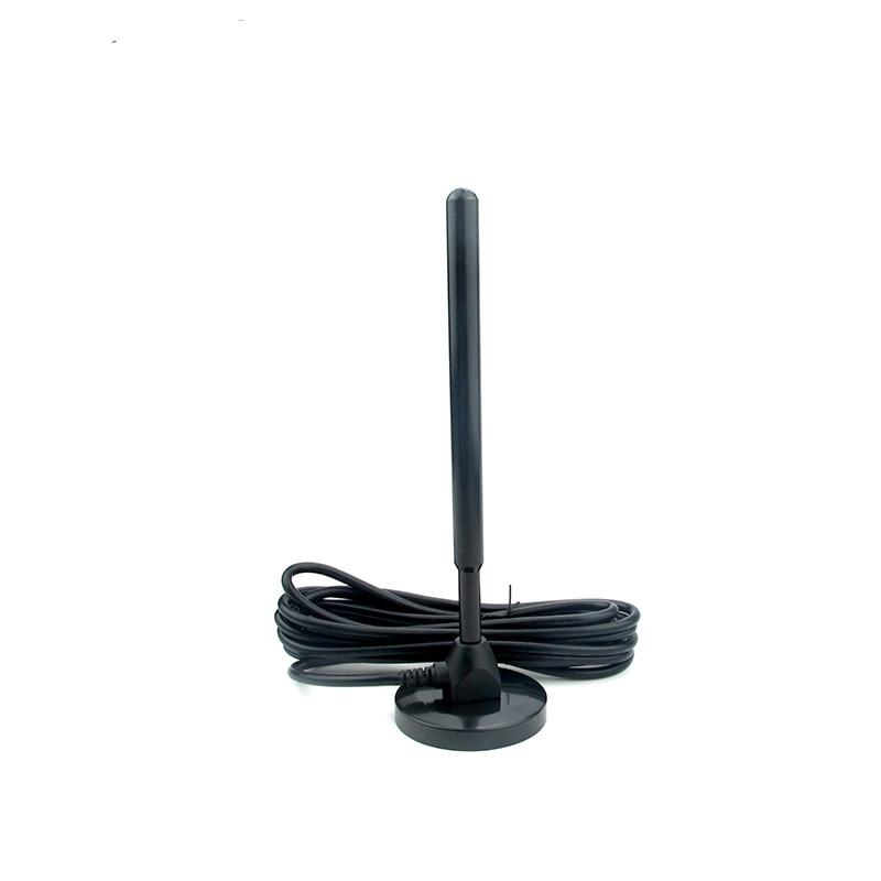 433MHz Strong Magnetic Copper Rod Sucker Antenna High Gain 5dbi SMA-J Wireless Module Digital Transmission Radio Gateway Lora