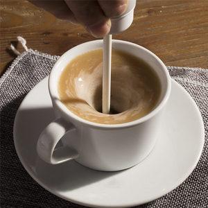 Image 5 - חדש עיצוב נייד מזון מיקסר ביצה להקציף AAA סוללה חלב לשתות קפה Whisk מיקסר חשמלי ביצת מקצף מקציף Foamer סטירר