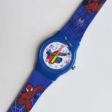 Dropshipping Spiderman Cartoon Baby Watch Kids Watc