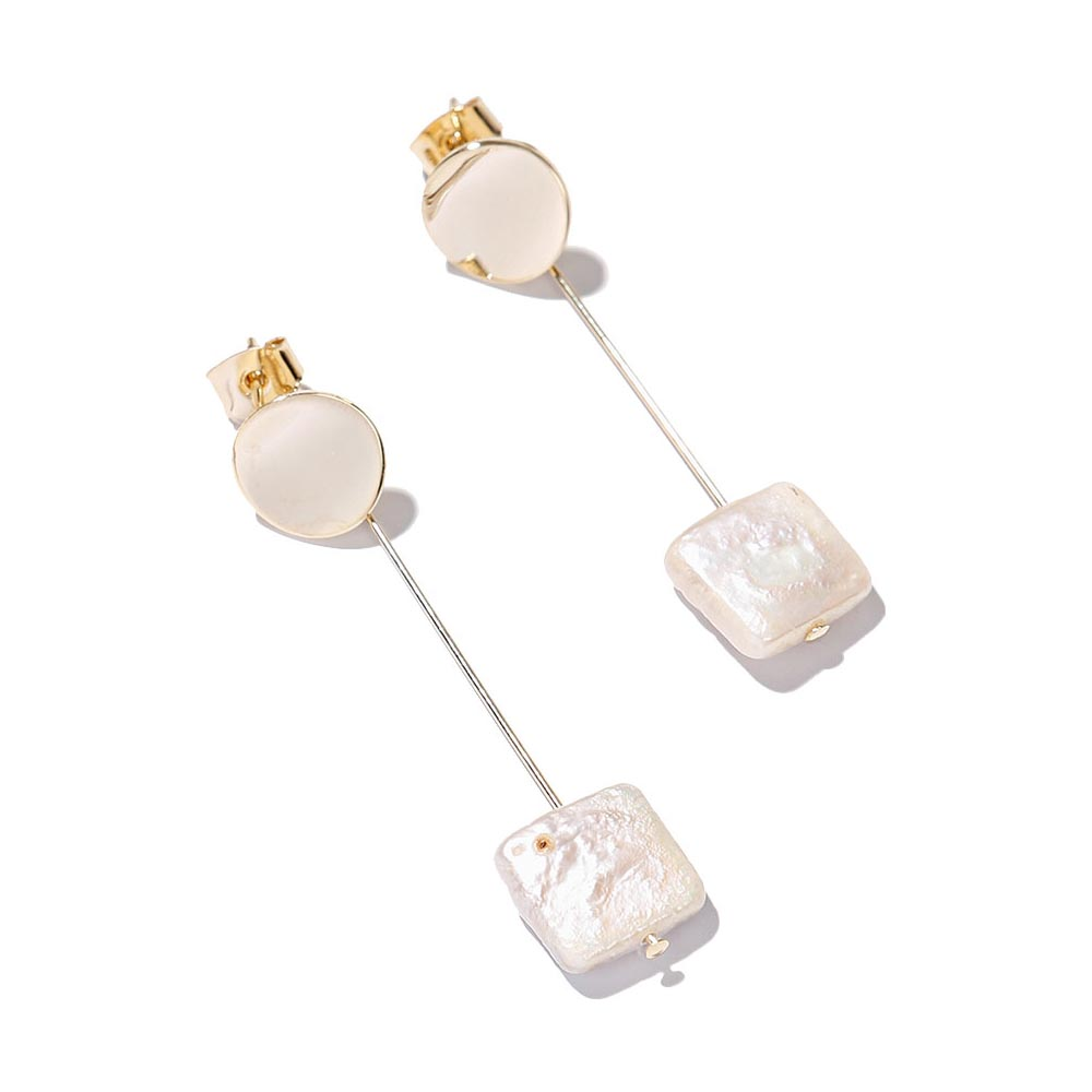 Jewelry Dangle Earrings Exclaim for womens 033G2347E Jewellery Womens Accessories Bijouterie