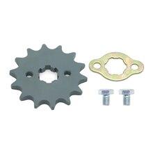 Teeth-Chain-Wheel Sprocket 14 FRONT for Honda Msx125/grom 88-90/klx110 10-17/dr-Z110