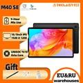 Teclast M40SE планшет, экран 10,1 дюймов, Android 10,0, 4 Гб ОЗУ 128 Гб ПЗУ, камера 5 Мп