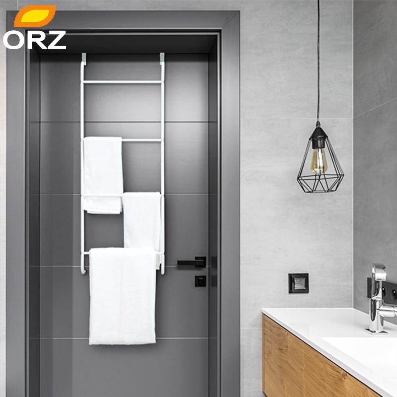 Durable Coat Clothes Robe Holder Hanger Hooks Wall Door Hook Bathroom Accessory