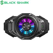 Original tubarão preto 3 pro 2 funcooler pro líquido typec rgb colorido refrigeração para xiaomi iphone huawei 67 88mm telefone ventilador mais frio