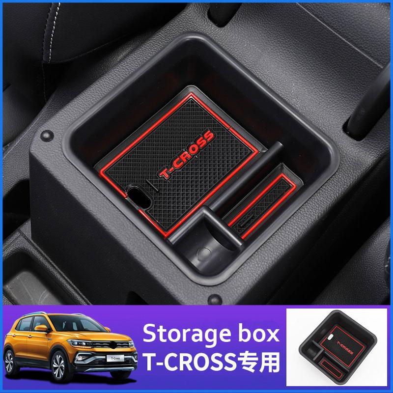 Car Armrest Box Storage Center Console Organizer Container Holder Box