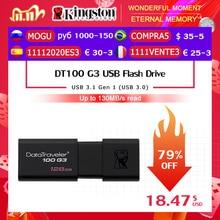 Pen Drive USB Kingston datousveler 64GB 128GB Pen Drive 8GB USB 3.0 pendrive ad alta velocità 32GB Mini chiavetta USB di personalità