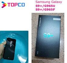 Samsung Galaxy S9 + S9 Plus G965U G965F Entsperrt 4G Android Handy Octa Core 6,2