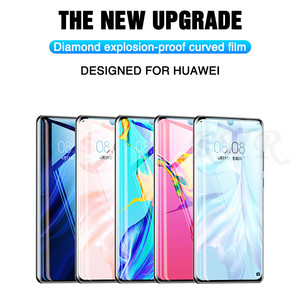 Image 5 - Protective Glass on For Huawei P30 Pro P20 Mate 20 Lite Tempered Glass on For Huawei Honor 8 Lite 9 10 V10 Screen Protector Film