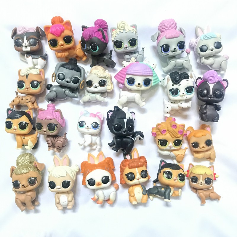 New Original Dolls Feeding Bottle A Large Number Of Styles Lol Dolls Accessories On Sale Pet Dolls Collection Drop Shipping