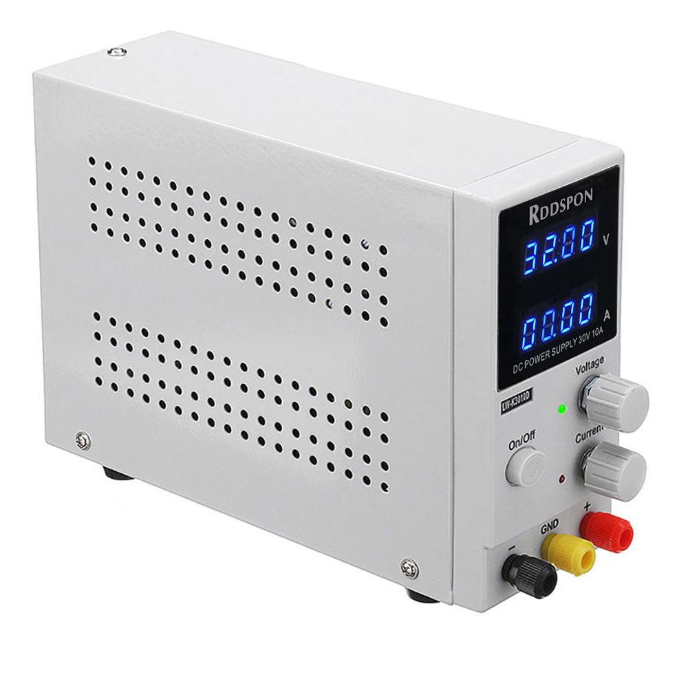 New DC power supply Adjustable 30V 10A 4 Digit Display LW-K3010D For Laptop Repair Switching Regulator Laboratory Power Supplies