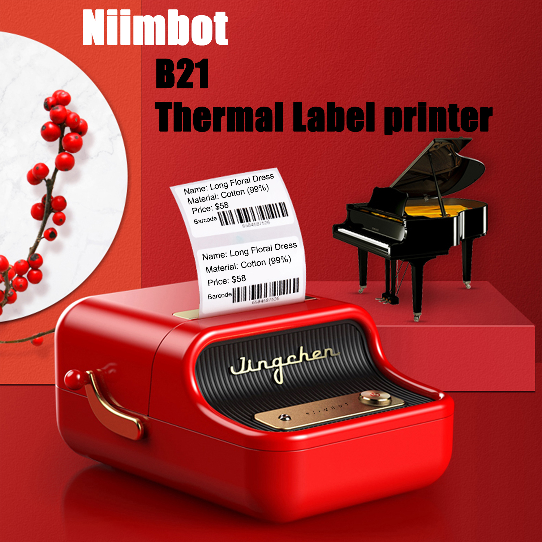 Niimbot Wireless Thermal Label printer Mini