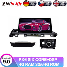Android 9 8 Core With DSP For MAZDA 6 2017-2018 Car radio video player Multimedia GPS navigation Android accessories Sedan No dvd 2 din RAM 4GB ROM 64GB WIFI BT(China)