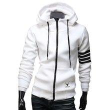 купить Zipper Cardigan Outdoor harajuku Style Sweatshirt Hooded Long Sleeve Autumn Winter Sweatshirt Fashion Deer Hooded Sweatshirt дешево