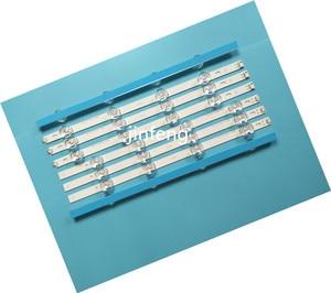 Image 1 - New 10set=80pcs LED strip For LG 40LF630V INNOTEK 40 DRT4.0 DRT 4.0 3.0 40 inch A B SVL400 6916L 0885A 0884A