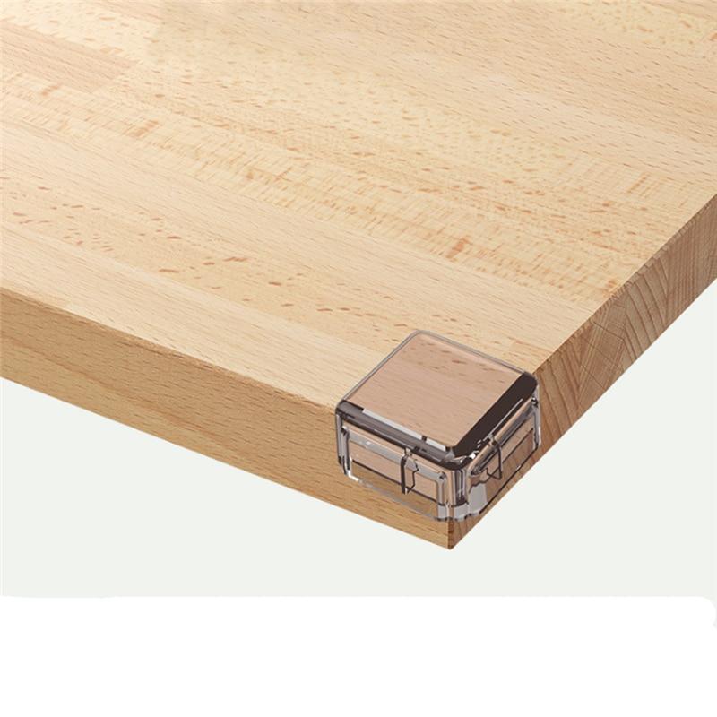 mesa canto borda proteção tampas