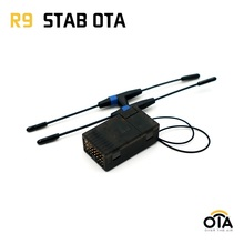 FrSky R9 STAB OTA 915MHz/868MHz Long Range and Stabilization Receiver With 3-Axis Gyroscope and 3-Gxis Accelerometer