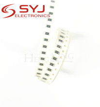 100 pçs/lote 1206 Resistor SMD 1% 680 ohm chip resistor 0.25W 1/4W 680R 681