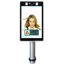 8 inch Thermal camera facial recognition tablet network camera thermal imaging scanner