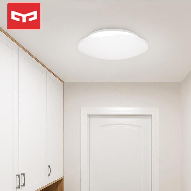 NEW Yeelight YILAI YlXD04Yl 10W Mini LED Ceiling Light AC220-240V 5700K Anti-Dust Simple Ceiling Lamp Eye Protection For Home