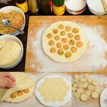 37 Hole Dumplings Mold Artifact Italian Skin DIY Kitchen Tools To Make Pastry