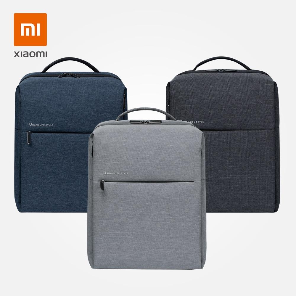 Xiaomi City Backpack 2 Men Bag Casual Functional Classic Business Bag 17L Big Capacity Backpacks  - AliExpress