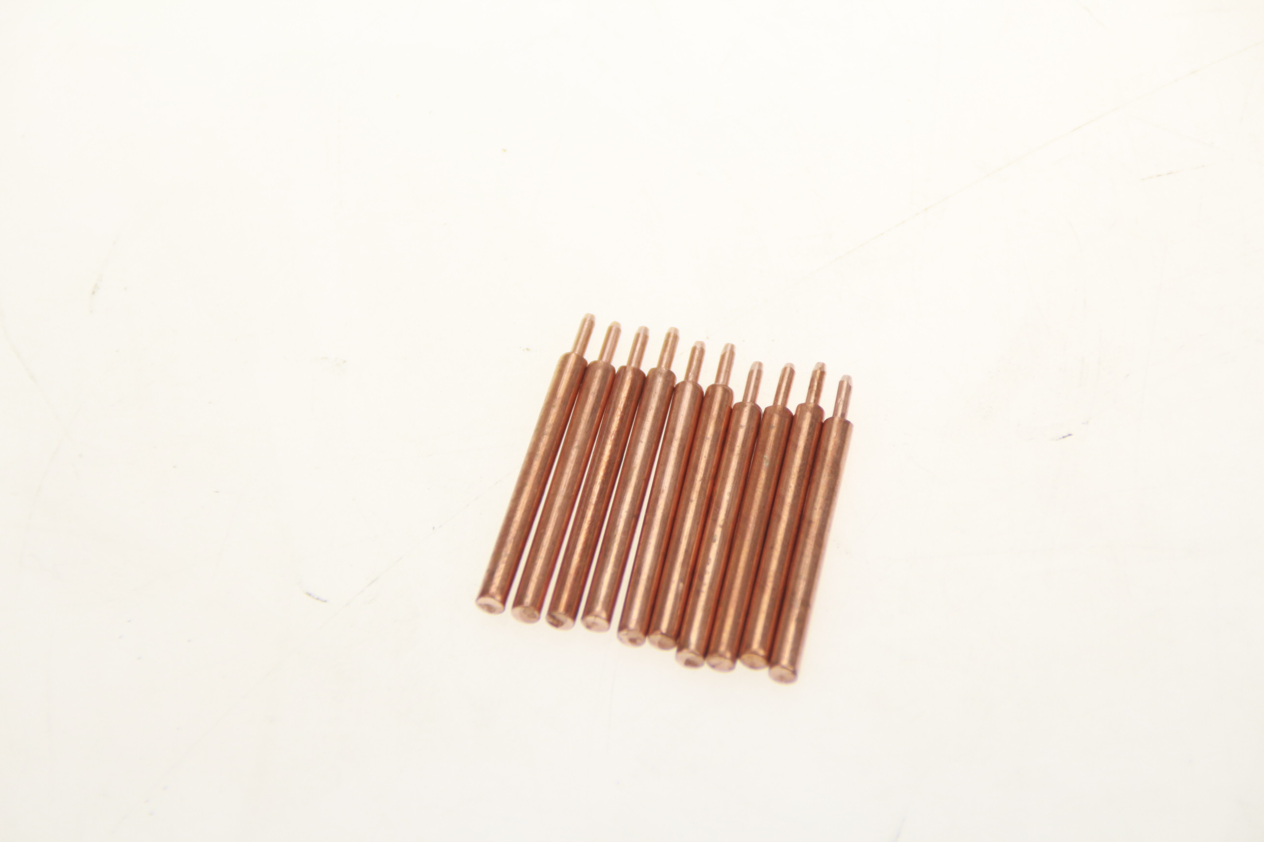 Welding Pin Used For 737G 787A 788H 709A 709AD 797D Welding Machine Alumina Needle Brazing Battery Nickel Plate Fixed Head
