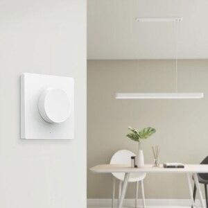 Image 5 - HEIßER Original Mijia Yeelight Smart Dimmer Schalter Intelligente anpassung Off licht noch arbeit 5 in 1 control Smart switch