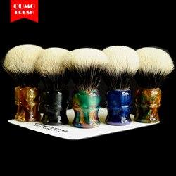OUMO BRUSH - Classic Chubby щетка для бритья с SHD Manchuria badger knots gel city 26 мм