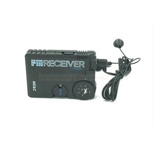Image 1 - Nuevo 110 140M de radio de banda receptor Airband receptor de Radio receptor de banda para aviación para el aeropuerto de tierra + auriculares