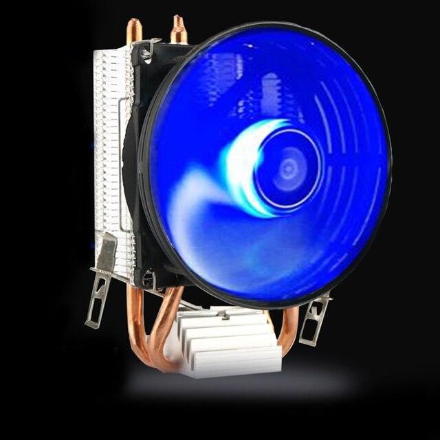 Фото кулер для процессора master 2 тепловые трубки из чистой меди